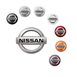 Cabochon central d'origine NISSAN